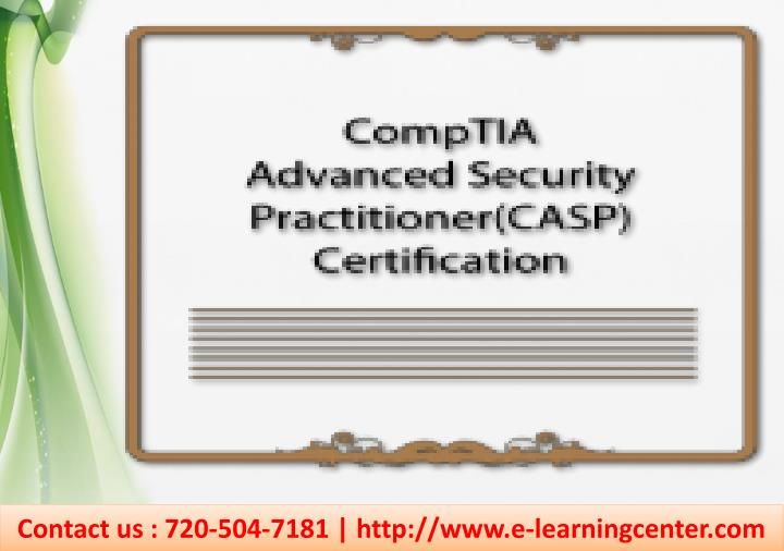 Cost Effective Comptia Certifications Training