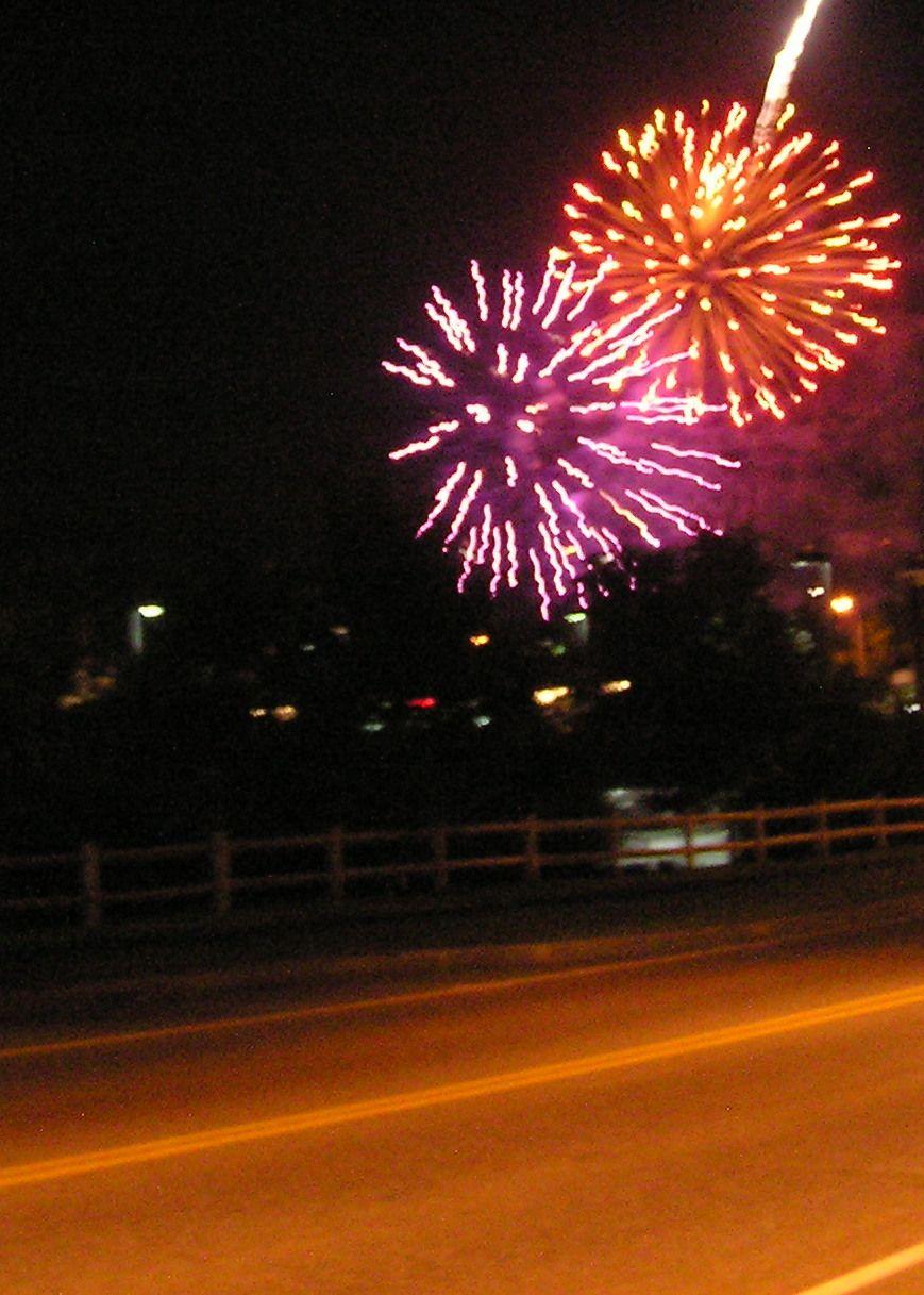 Fireworks over augusta maine maine fireworks augusta