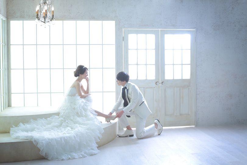 ページタイトル 韓国の結婚式 ウェディングフォトグラフィー 結婚写真
