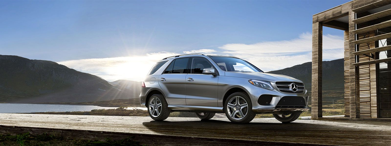 Explore Gle Suv Versatility Design And Technology Features See
