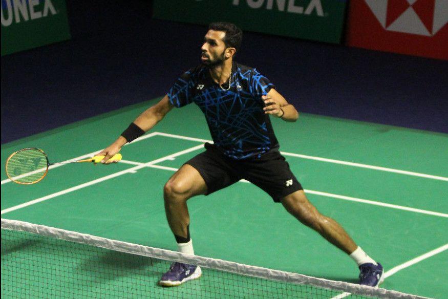 Hs Prannoy Trumps Lin Dan To Enter Round 3 Of World Badminton Championships Badminton Championship World Badminton Championship Badminton