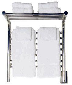Deluxe Towel Warmer with Shelf 609.00 Towel warmer, Towel