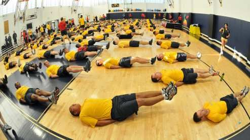 Interval Workout – Speedwork for the Real Athletes