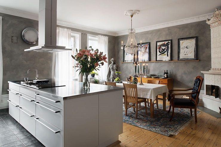 Loft Style Home 3-storey loft style home in sweden | interior design files | home