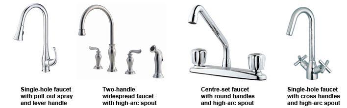The Faucet Spout Either Cast Onto Part Body Types Delta Bathroom