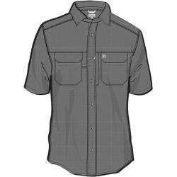 Photo of Carhartt Force® Woven Hemd Grau M Carhartt
