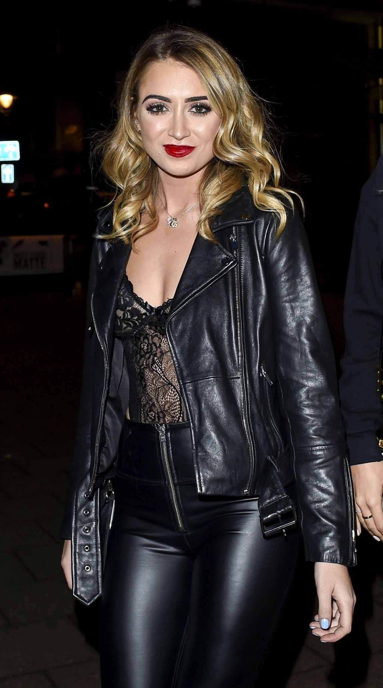 Harrison night out style 01262019 celebrity