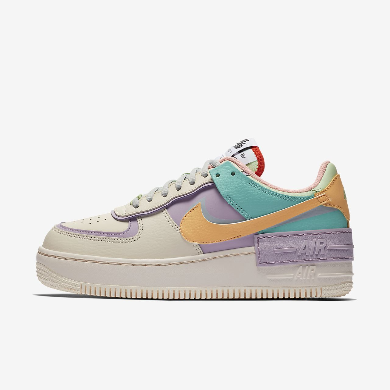 Air Force 1 Shadow Women's Shoe en 2020 | Zapatos nike ...