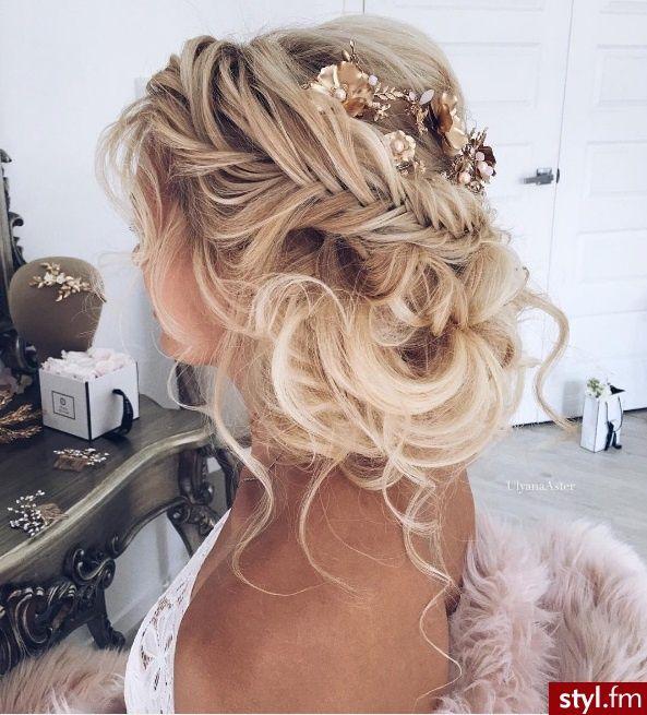 Wieczorowe Długie Fryzury Hairstyles To Try Elegant