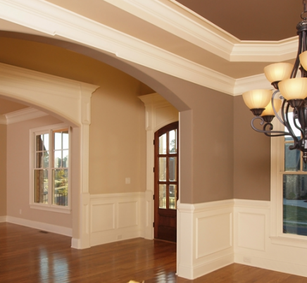 Portfolio Kansas City Commercial Residential Painting Company Amazing Attention To Detail And Quality Of Workmansh House Paint Interior House House Design