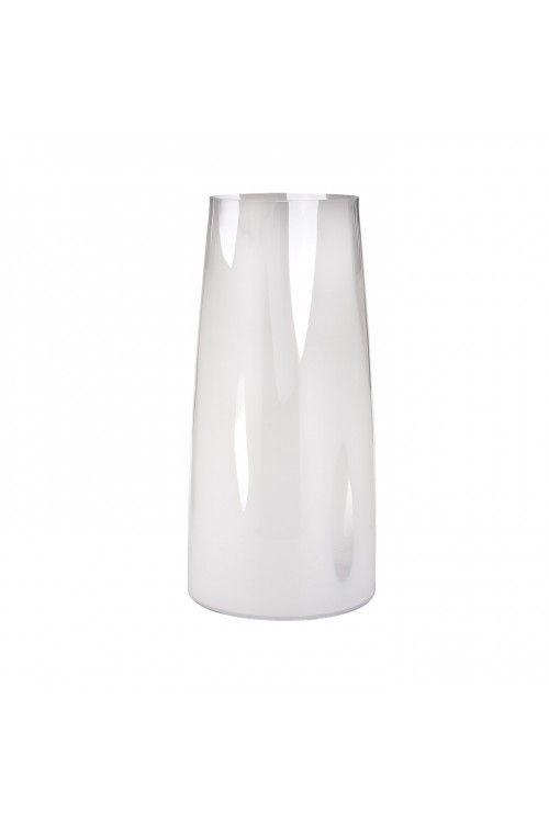 Evolution By Waterford Bianco Large 20in Angular Vase At Waterford