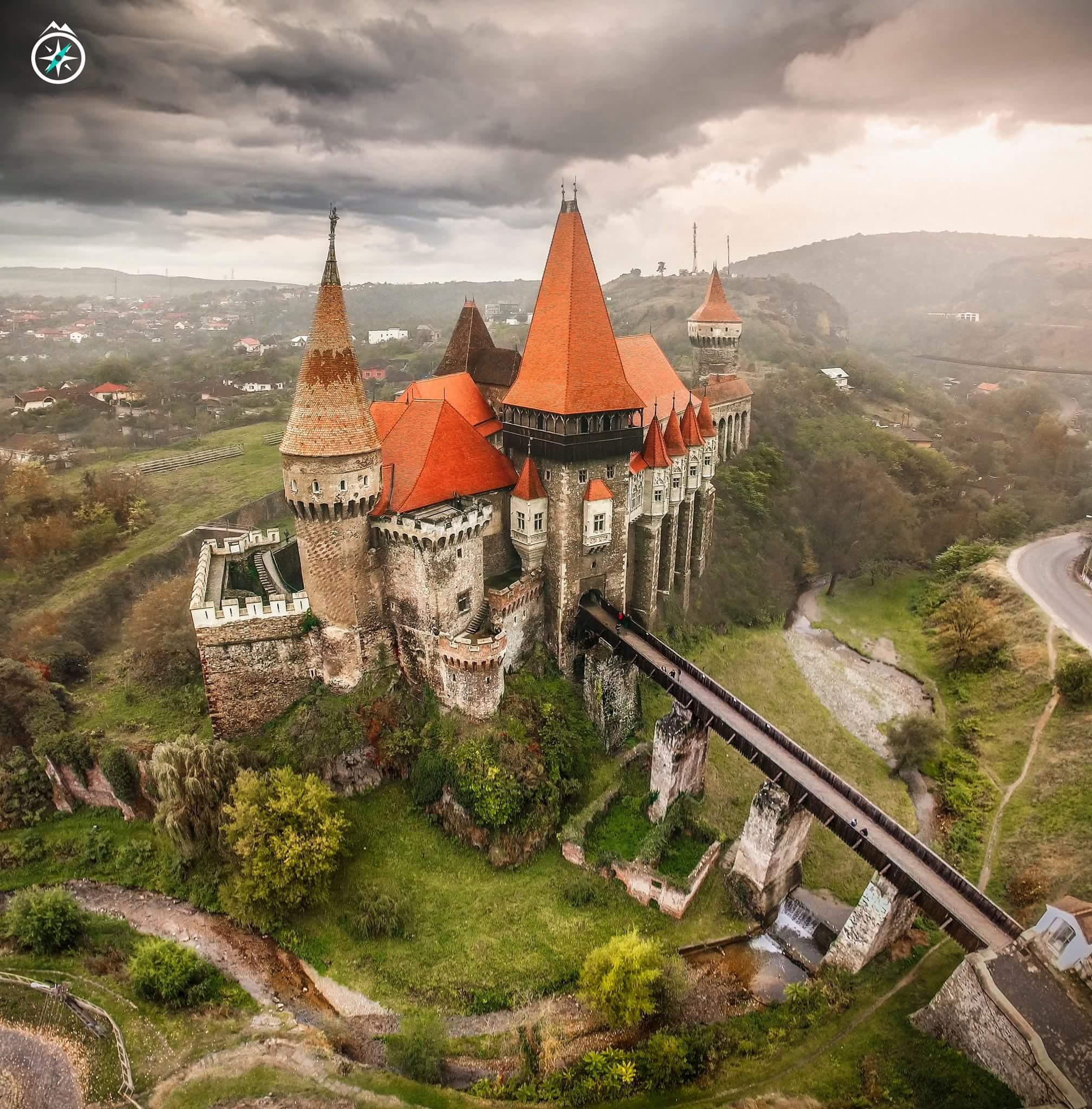 Corvin Castle, Romania | Romania | Castle, Romanian ...