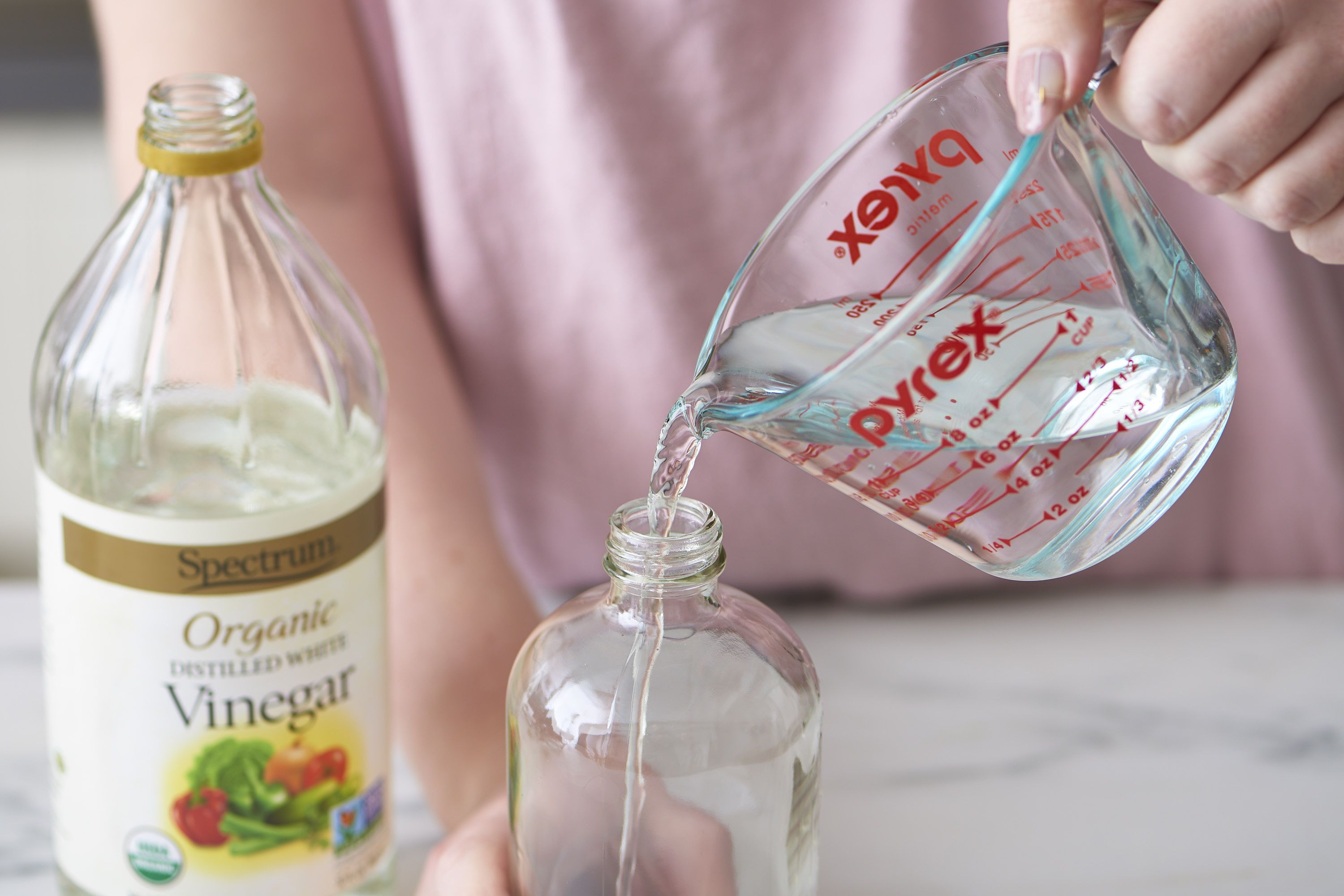 How To Make An All Natural Kitchen Cleaner Kitchen Cleaner Vinegar And Water Cleaner Natural Kitchen