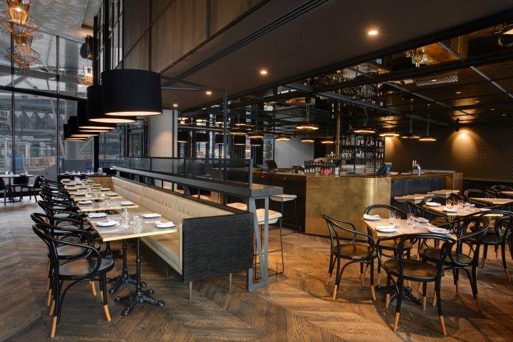 Restaurante Chiara Por Loopcreative Melbourne Australia