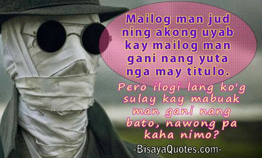 Stone Breaks | Bisaya Quotes | Pinterest | Qoutes, Tagalog and ...