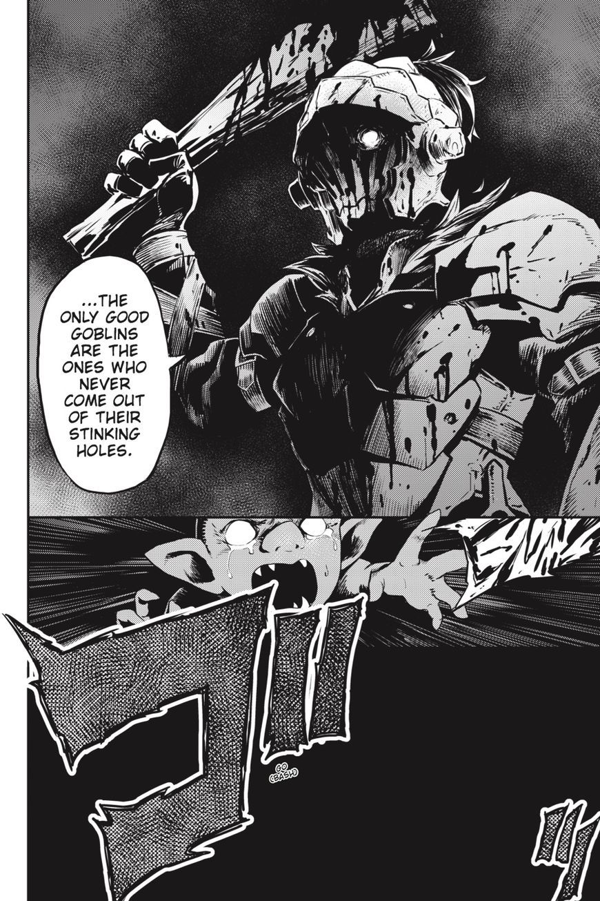 Goblin Slayer 2 Page 43 Goblin Goblin Slayer Meme Slayer