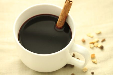 Mulled Wine Recipe with Nutrition Facts!