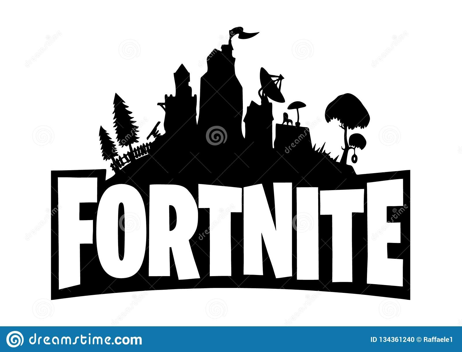 Pin By Vanessa C On Fortnite Logo Silhouette Fortnite Silhouette Png