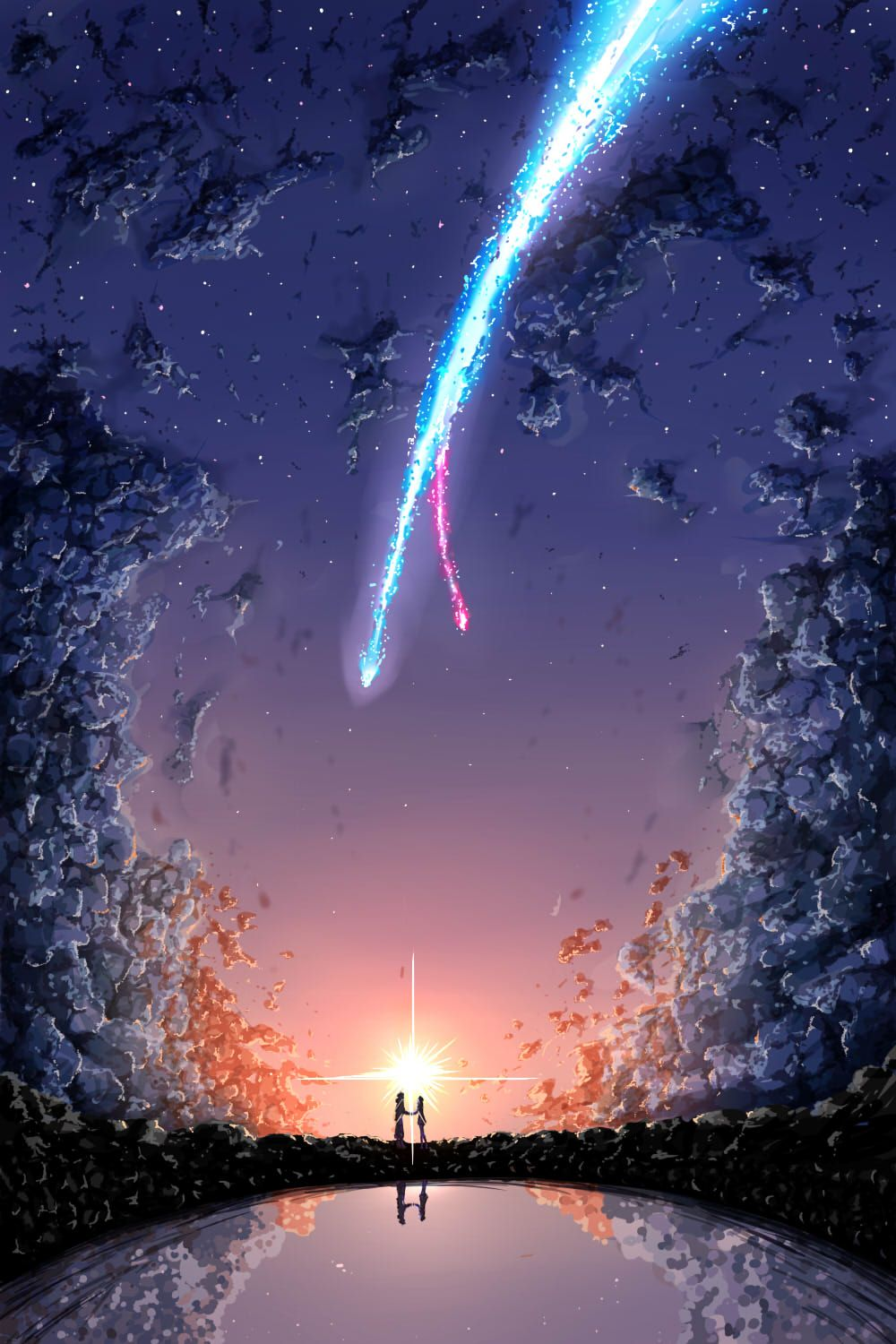 Your Name. Art - ID: 91875 - Art Abyss