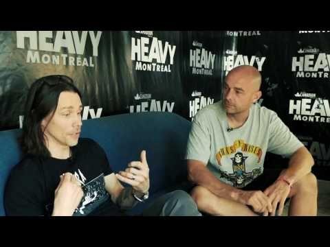Alter Bridge The Last Hero Myles Kennedy At Heavy Montreal 2016