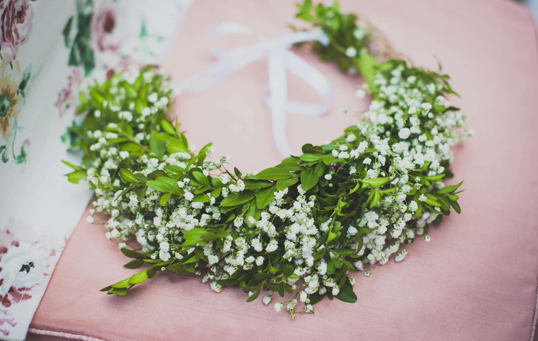 """Свадебные аксессуары и украшения : стиль """"Прованс"""" фото ..."""