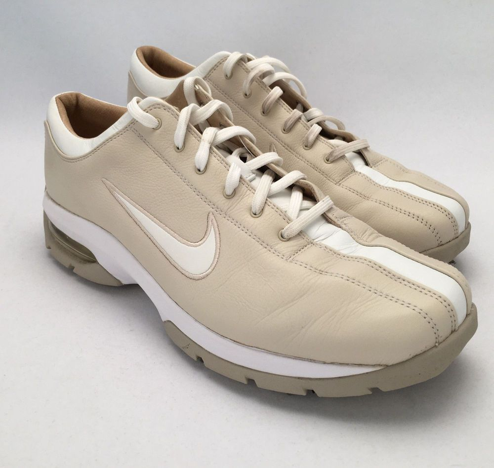 Nike Leather Shoes Size 10