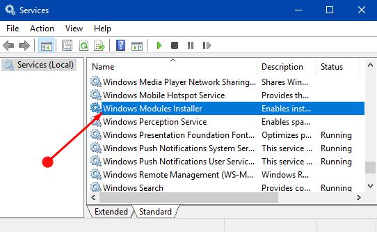 Fix Windows Modules Installer Worker Windows 10 High Cpu Disk Usage Issue Windows Presentation Foundation Mobile Hotspot Windows