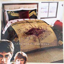 Harry Potter Comforter Harry Potter Twin Full Comforter Set House