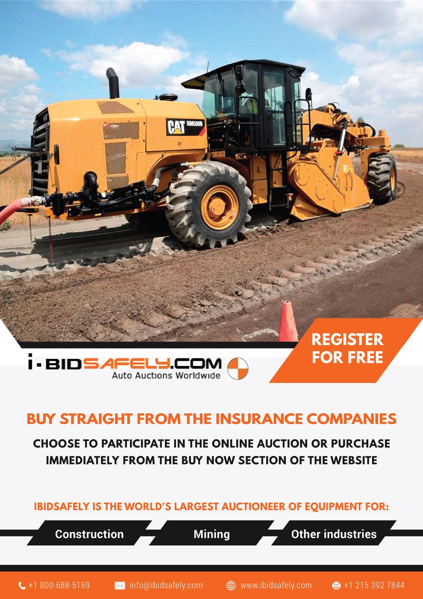 Purchase Salvage Forklifts from the leading company of USA ...