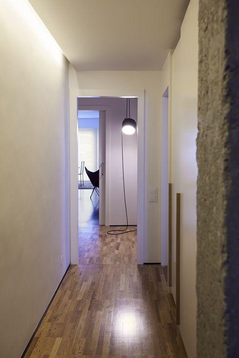 Iluminacion pasillo vivienda barcelona avanluce iluminaci n iluminaci n iluminaci n - Focos pasillo ...