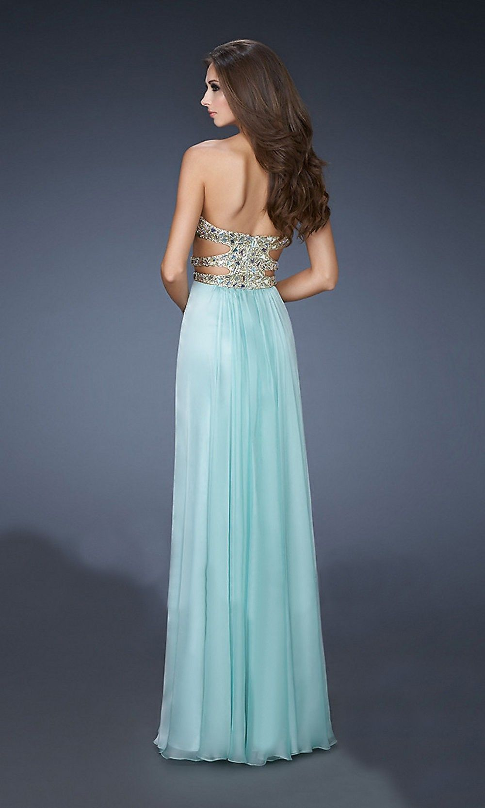 Collection Floor Length Prom Dress Pictures - Reikian