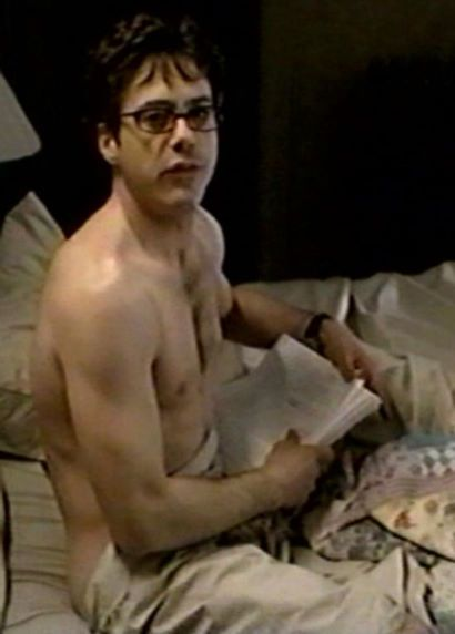 Remarkable, the Robert downey jr naked believe