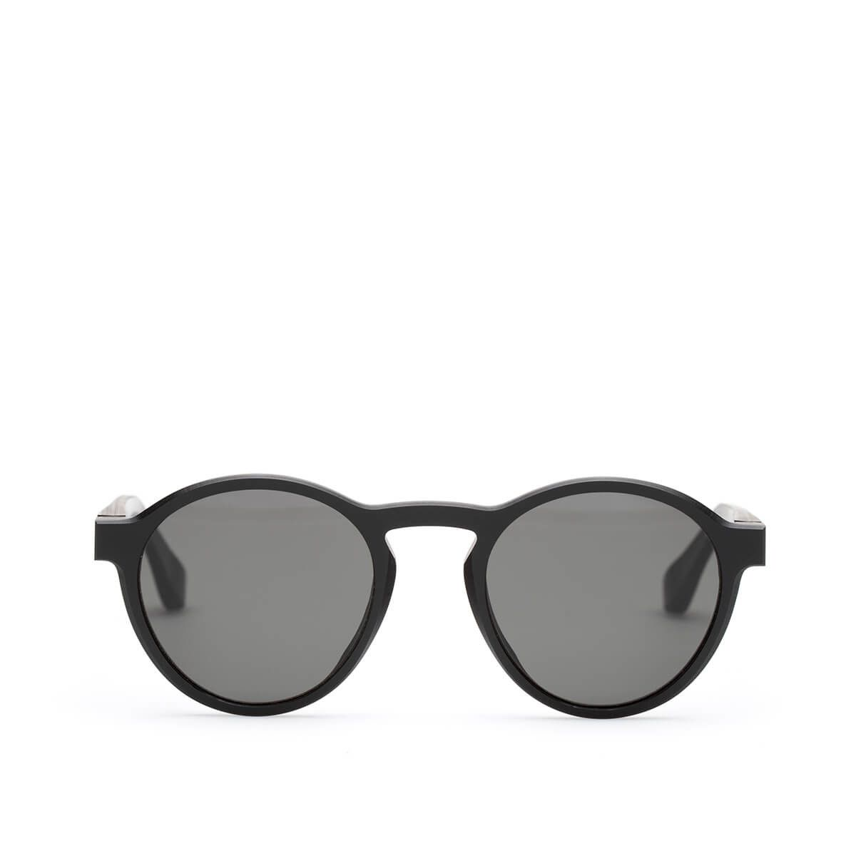 be911f3d9519 MMRAW002 sunglasses from Mykita collection in collaboration with Maison  Margiela in black