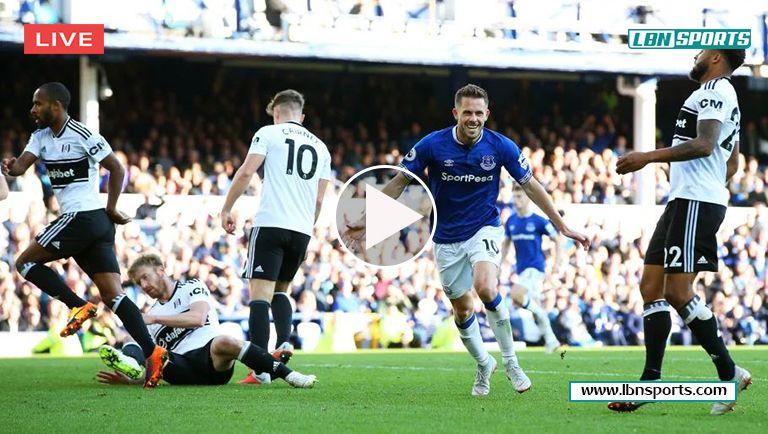 Fulham vs Everton LIVE! Reddit Soccer Streams 13 Apr 2019