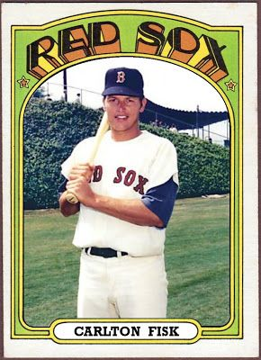 Photo of 1972 Topps Carlton Fisk