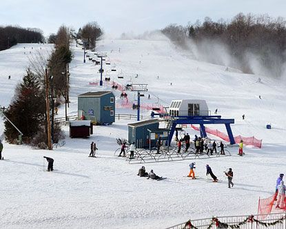 Mount Southington Ct Skiing Southington Travel Usa Ski Resort
