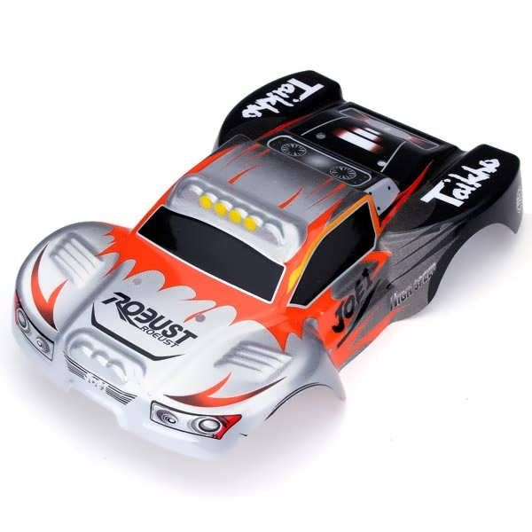 Wltoys A969 RC Car Spare Parts Car Canopy A969-06 Description: Brand ...