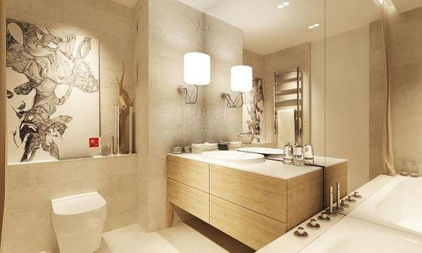 Welche Farbe Furs Badezimmer 20 Ideen In Einer Breiten