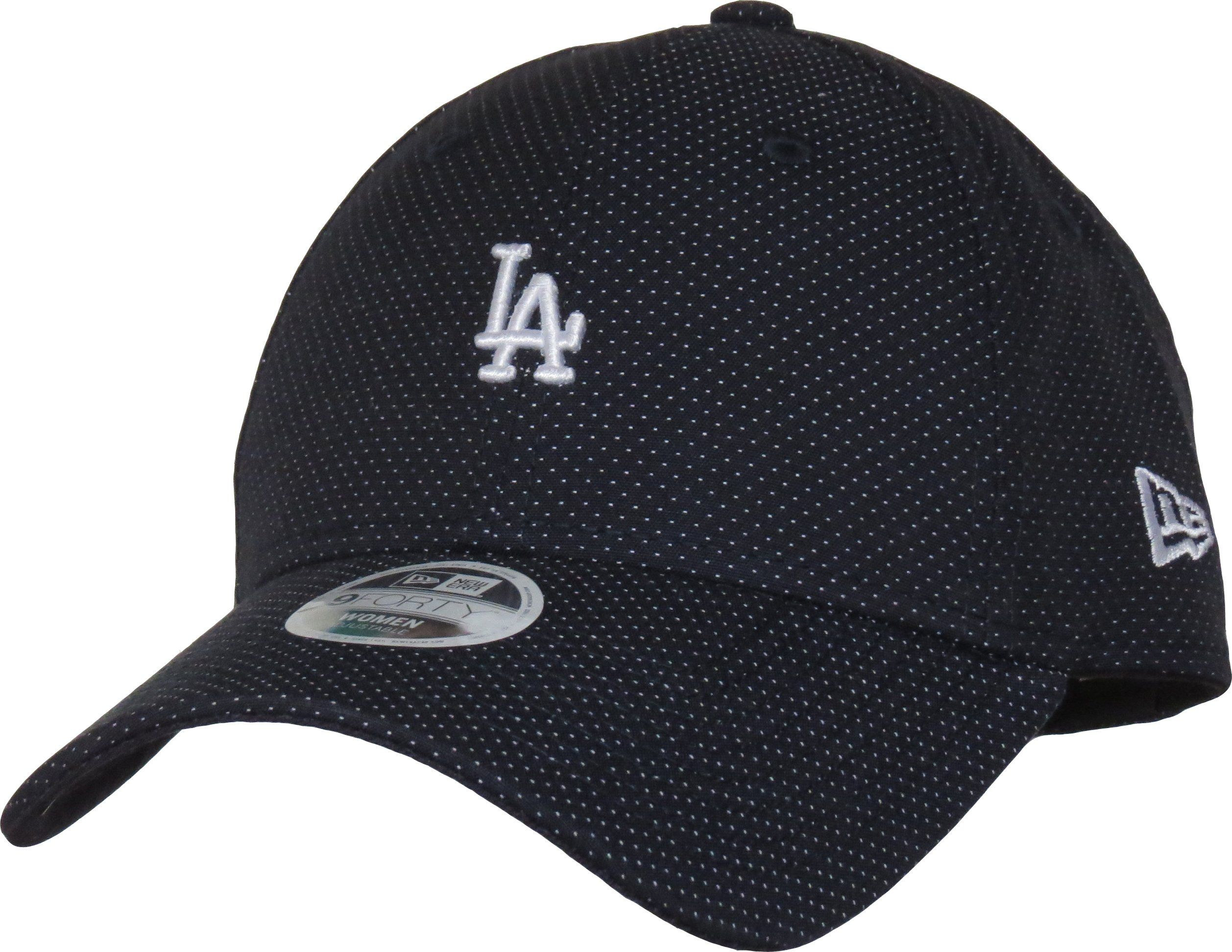 f2bda972 LA Dodgers Womens New Era 940 Polka Dot Navy Baseball Cap in 2019 ...