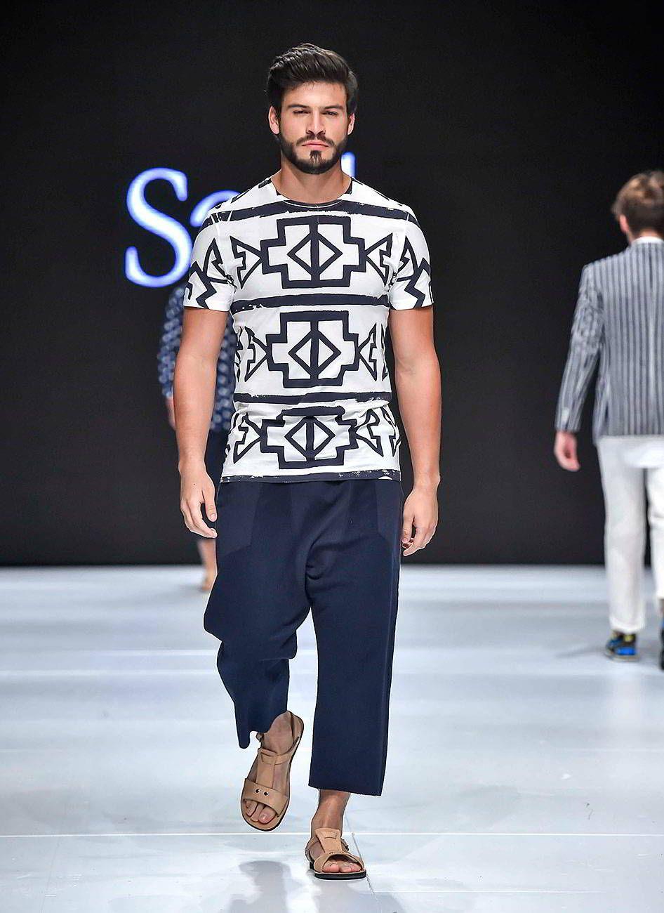 Saúl Fall/Winter 2016-2017 - Mercedes-Benz Fashion Week San José