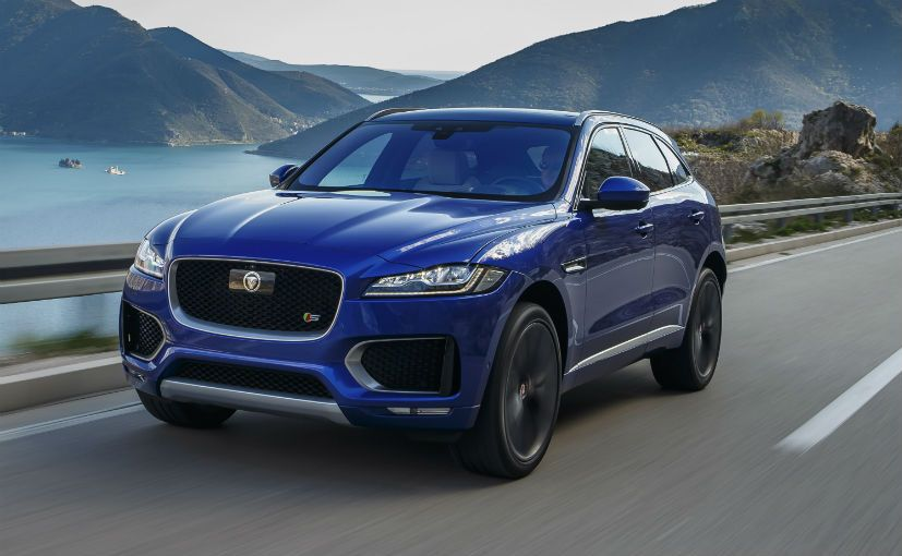 News Jaguar F Pace Receives 5 Star Safety Rating In Euro Ncap