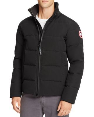 Canada Goose Woolford Down Jacket Canadagoose Cloth Jacket