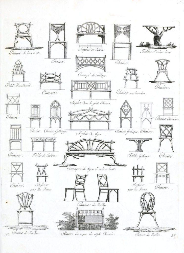 A Short History Of Outdoor Furniture Summer Classics European Garden Garden Furniture Design Vintage Patio