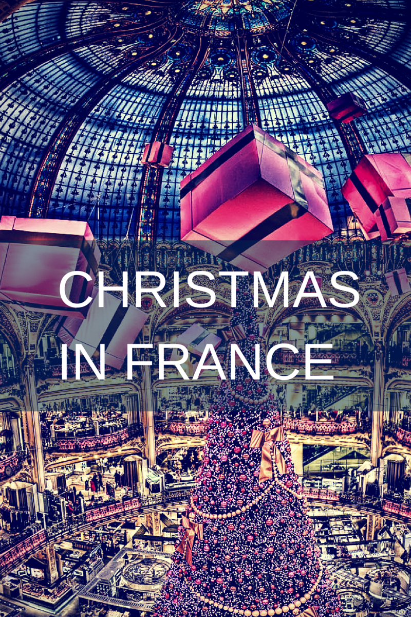 Podcast #37 How the French Celebrate Christmas | Frances o'connor ...
