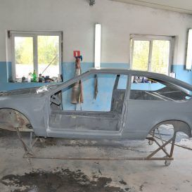 '74 Alfa Romeo Alfetta GT – Classic Car Restoration Center