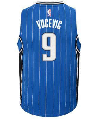 brand new 72739 19c06 Nike Nikola Vucevic Orlando Magic Icon Swingman Jersey, Big ...