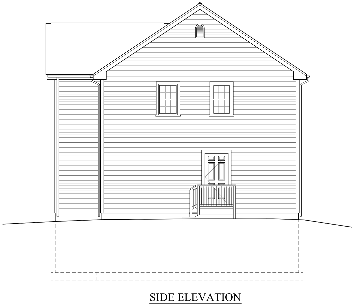 What is Front Elevation ? Read More at http://ghar360.com/blogs ...