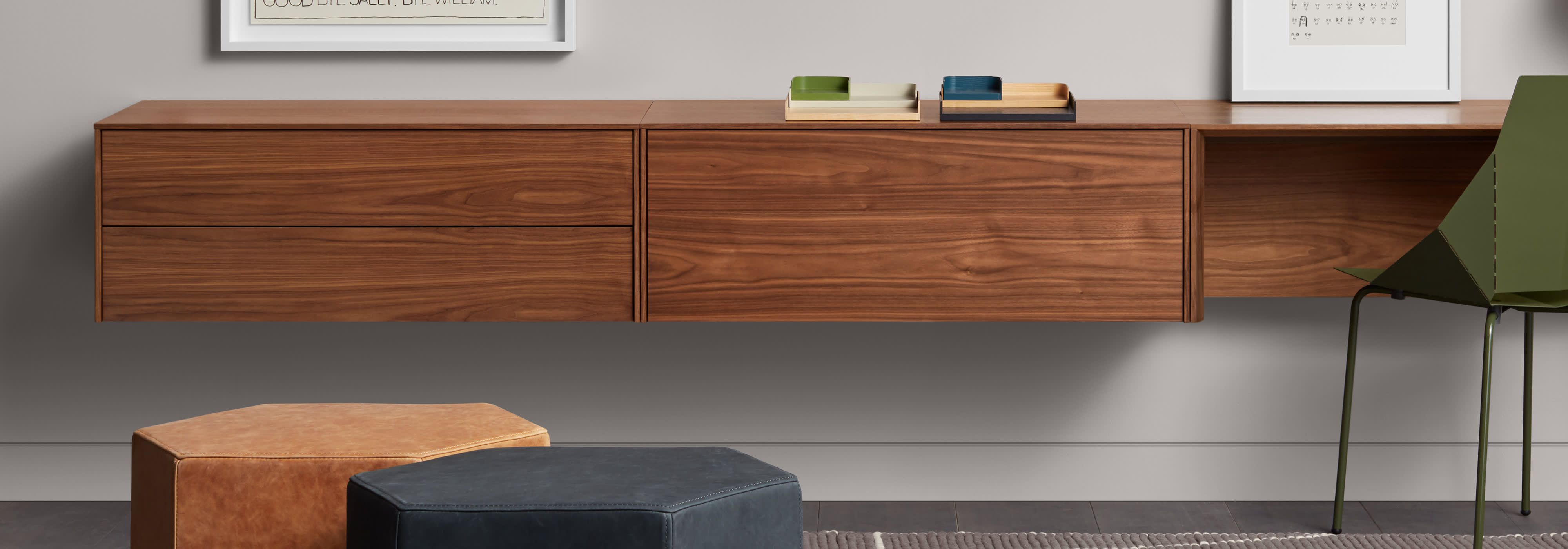 Blu Dot Modern Office Storage Brings Contemporary Design To Home And Work Office Spaces Browse Modern Offic Modern Office Storage Office Storage Modern Office