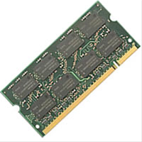 512MB Notebook PC2700 8-chip 32x16 DDR SODIMM Memory 200-pin