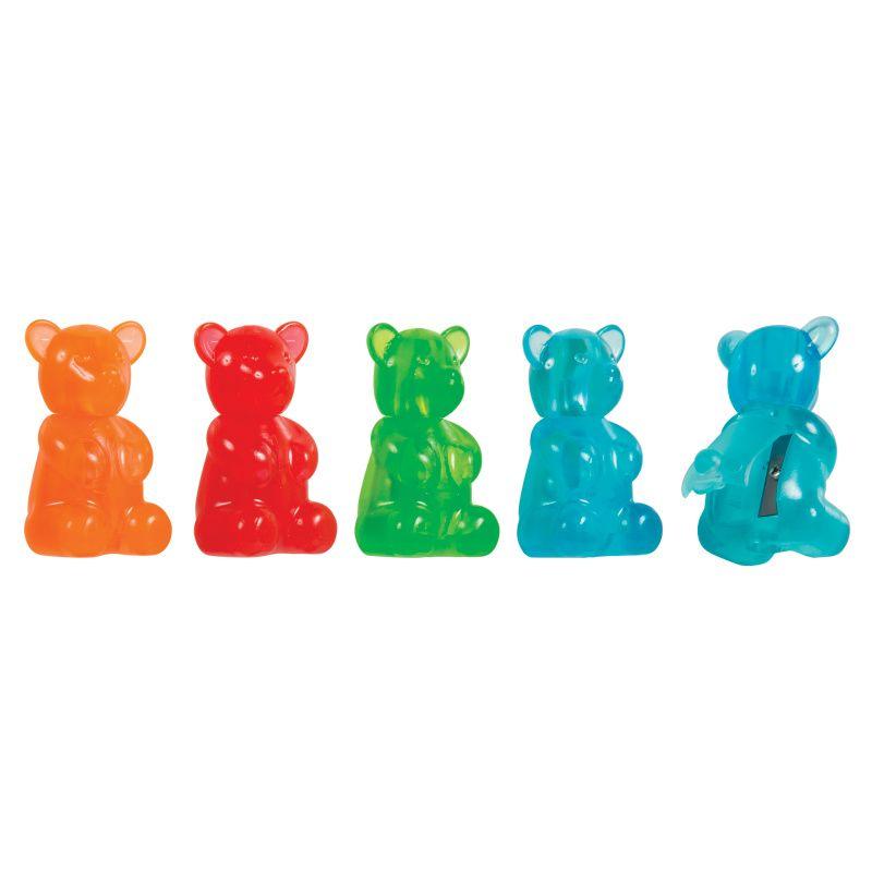 Gummy Bear Sharpeners Scented Erasers Scented Eraser Cool Erasers Erasers